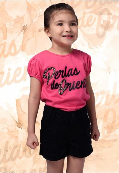 CULTURATEES PERLAS DE ORIENTE C/S KIDS