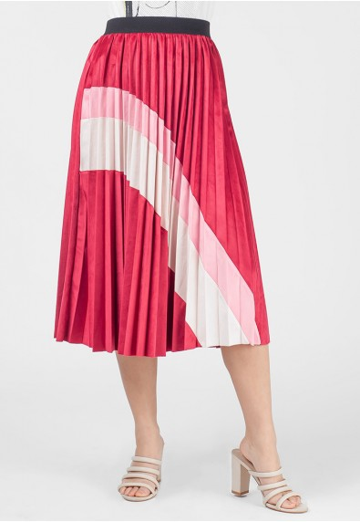 VELVET ROSE PAULIN SKIRT