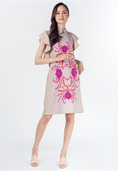 THE ZODIAC CANCER SLEEVELESS DRESS