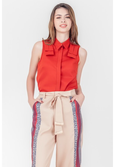 SPRING HARVEST SHERIDAN SLEEVELESS TOP