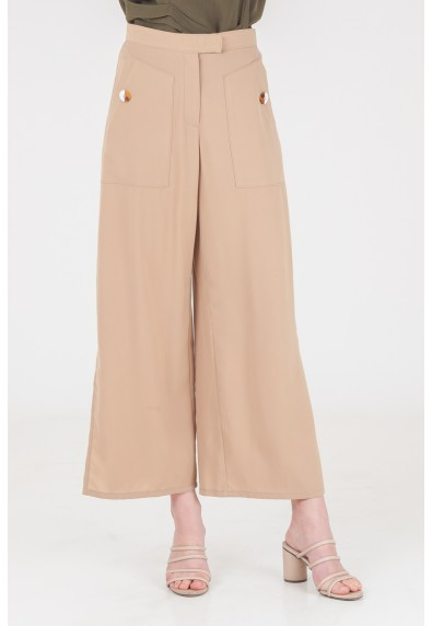 NATURAL TADESHA PANTS
