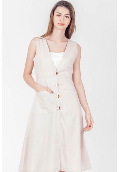 SPRING HARVEST SHANIA JUMPER DRESS W/ INNER