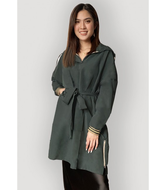 Multipurpose Outerwear - Forest Green
