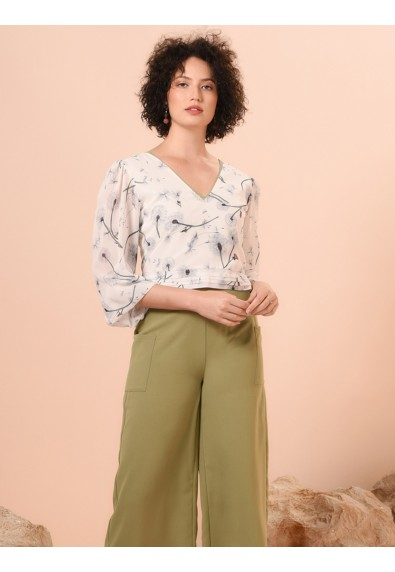 VINEA LONG SLEEVES TOP
