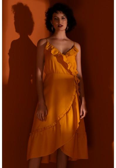 YANKEE SLEEVELESS DRESS