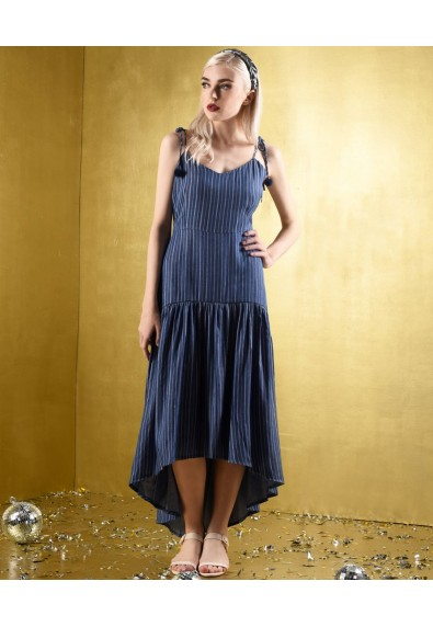 TIPPY SLEEVELESS DRESS