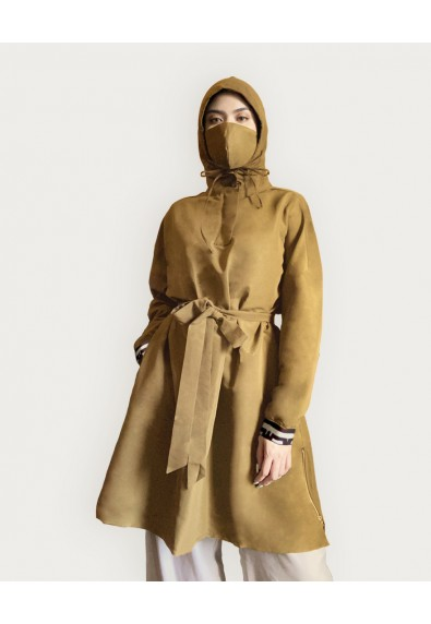 Multipurpose Outerwear - Khaki