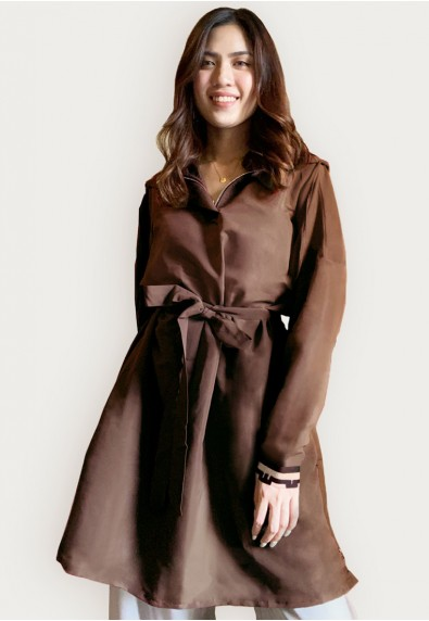 Multipurpose Outerwear - Brown