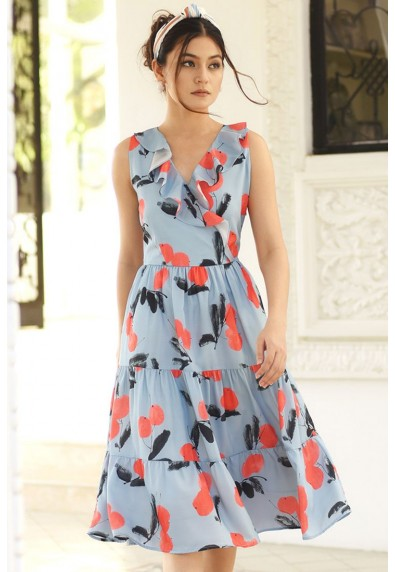 PAMANA ARATILIS SLEEVELESS DRESS
