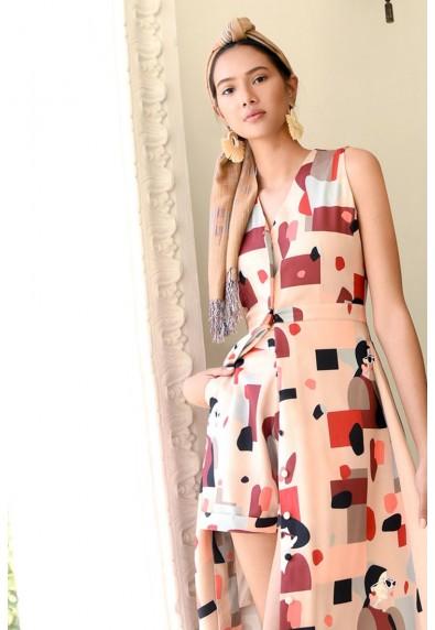 PAMANA PINAY SLEEVELESS DRESS