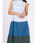 JOYFUL REBIRTH WANZA SLEEVELESS DRESS