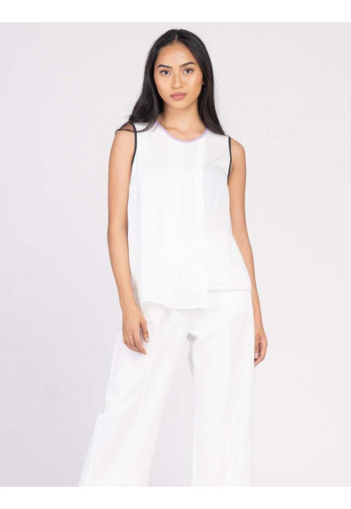 JOYFUL REBIRTH WHITHERSPOON SLEEVELESS TOP