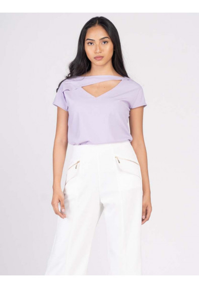 JOYFUL REBIRTH WALTERS SHORT SLEEVES TOP
