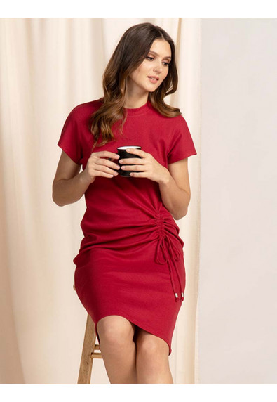 ELEVATED EVERYDAY INNO SHORT SLEEVES DRESS
