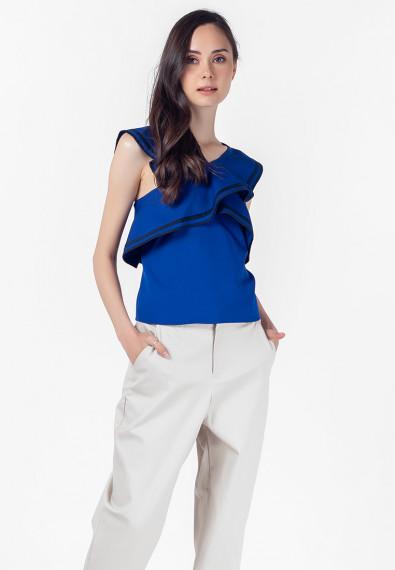 Romantic Interlude Oinezah Short Sleeves Top