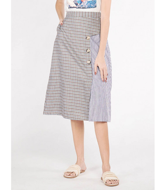 EXOTIC ESCAPES BUTTERCUP SKIRT