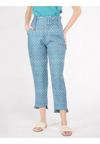 EXOTIC ESCAPES BLOOME PANTS
