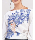 CONCALL LONG SLEEVES TOP