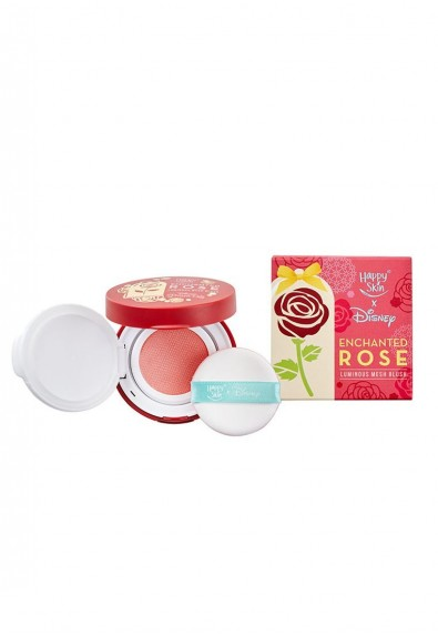 Enchanted Rose Luminous Mesh Blush in Peach
