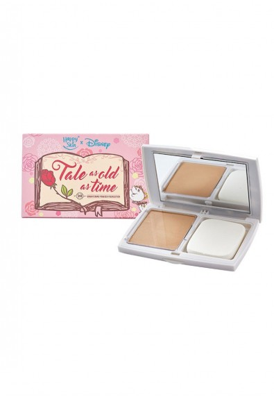 Tale As Old As Time Brightening Powder Foundation in Soft Beige