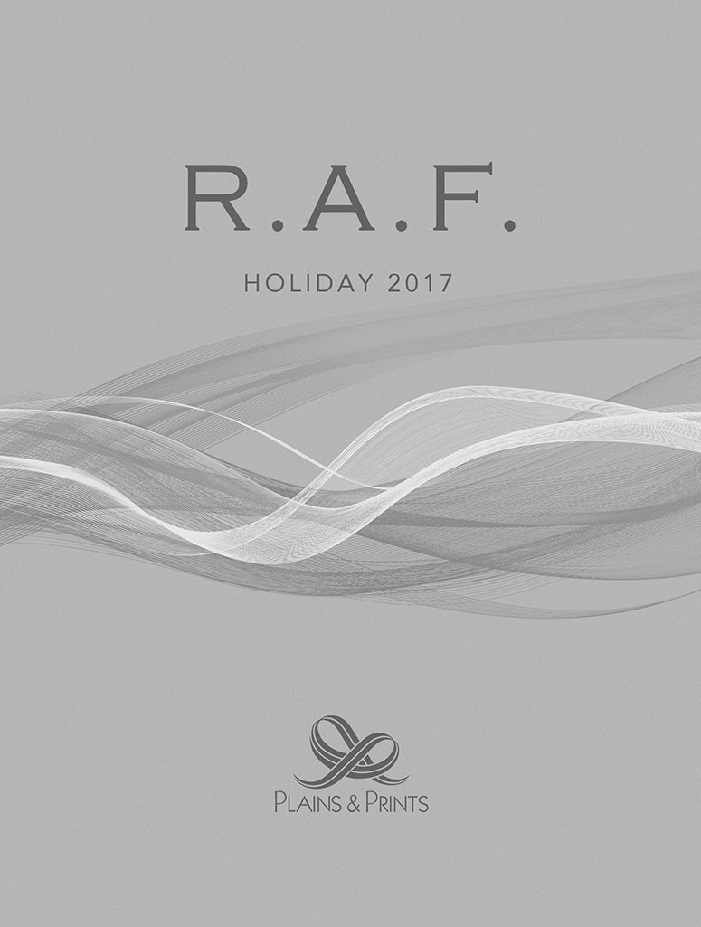 Holiday 2017: R.A.F. Holiday Collection