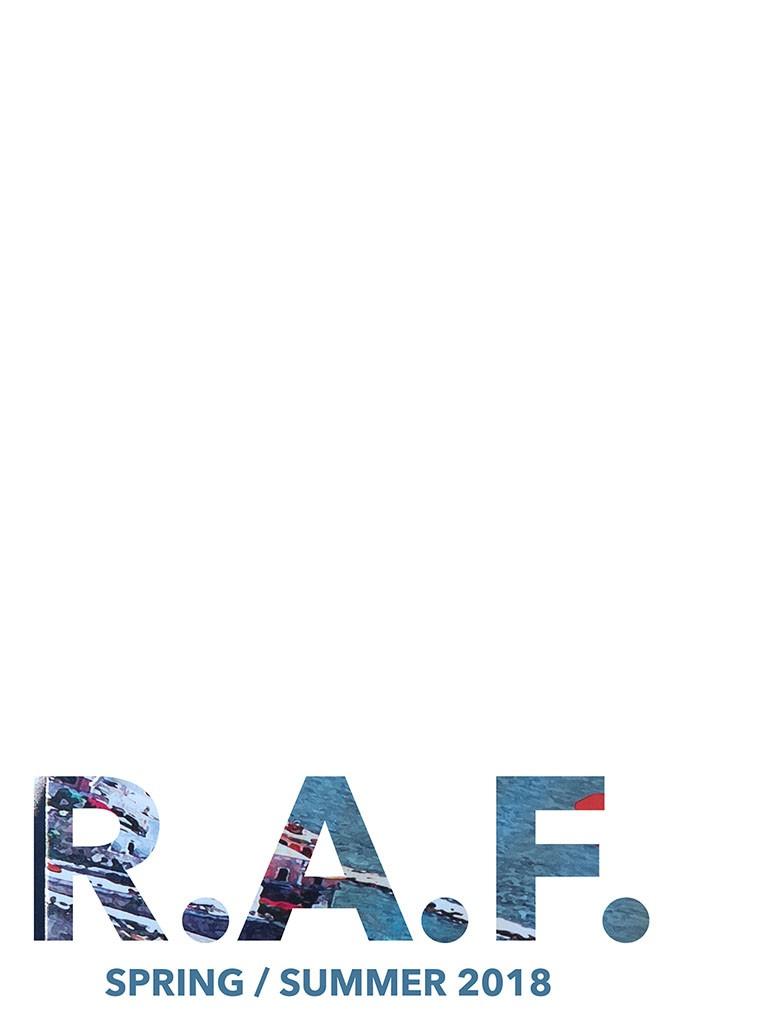 Spring-Summer 2018: R.A.F. Collection