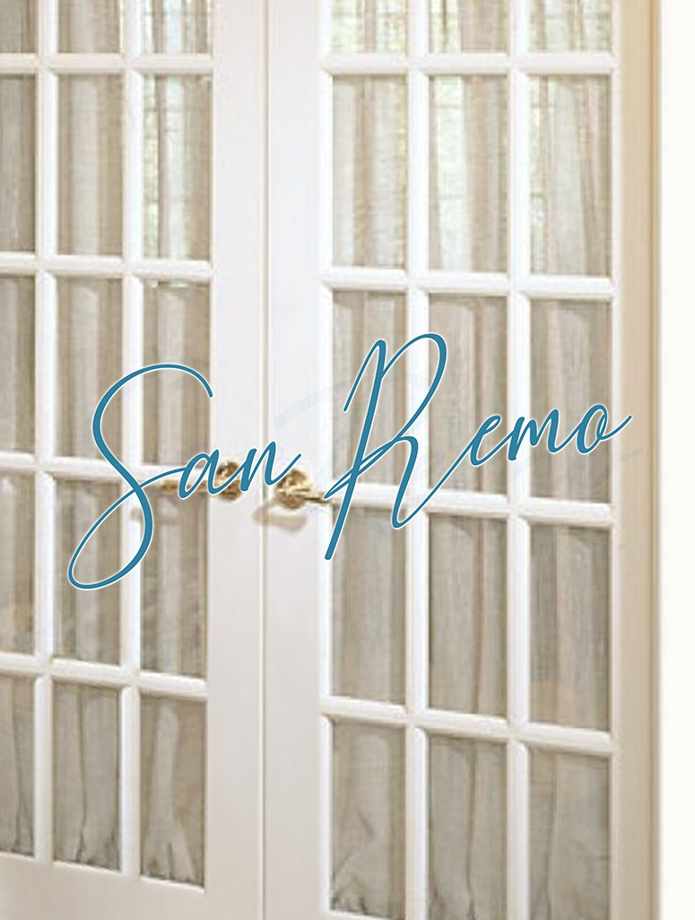Spring-Summer 2019: San Remo Collection
