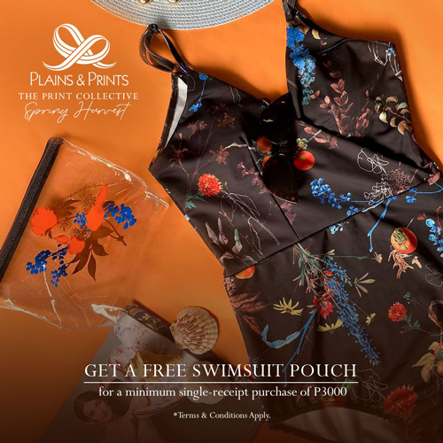 SWIMSUIT POUCH PROMO