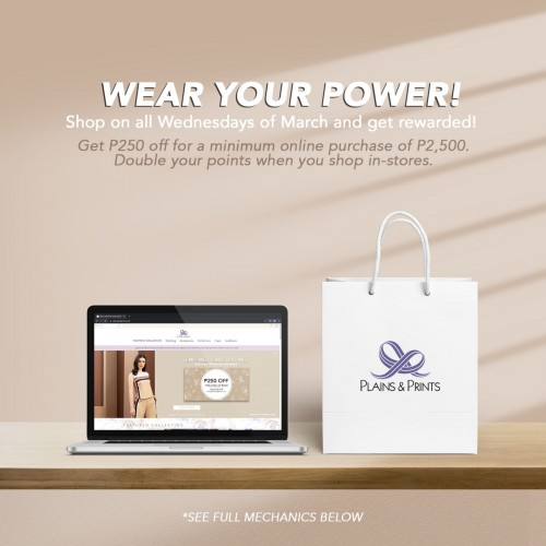 Wear Your Power Promo