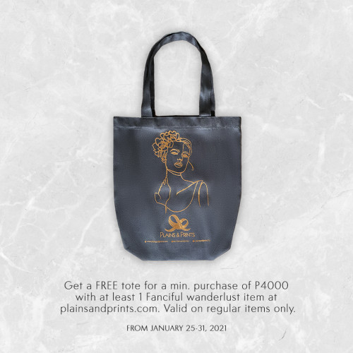 Fanciful Wanderlust - Get a FREE Tote