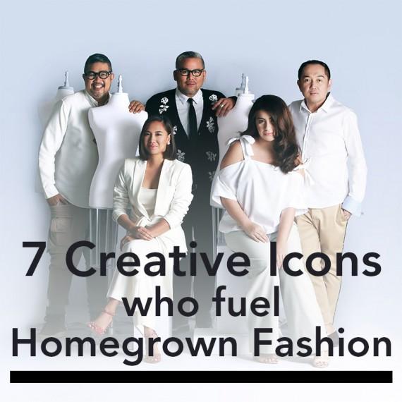 7 Creative Icons Who Fuel Homegrown Fashion