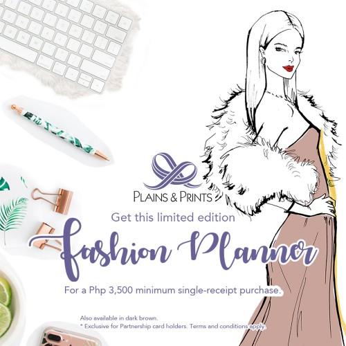 2018 Fashion Planner