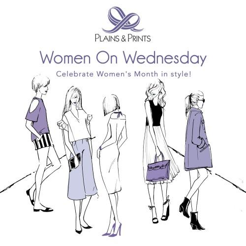 WoW: Women on Wednesday Promo