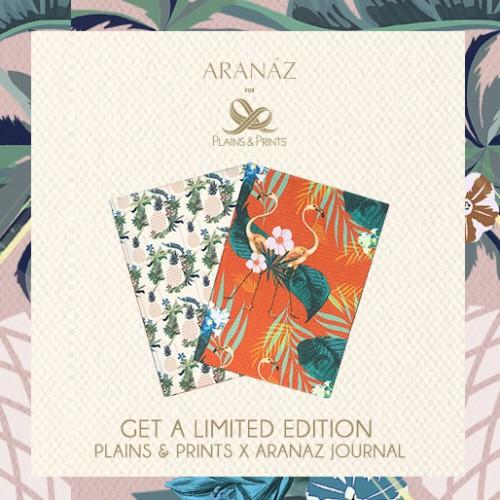 Aranaz Free Journal Promo