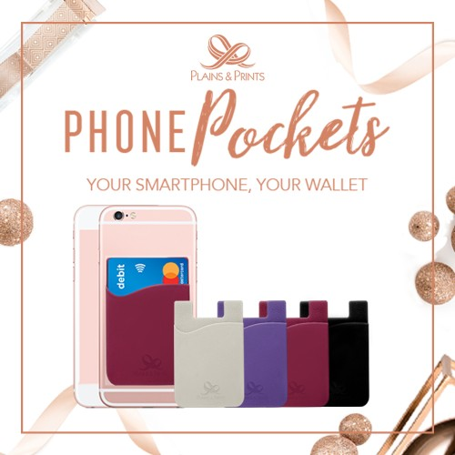 Phone Pockets: Your smartphone, your wallet