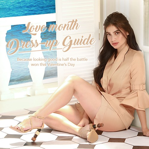 Love month Dress-up Guide